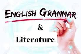 Basic English grammar and literature.